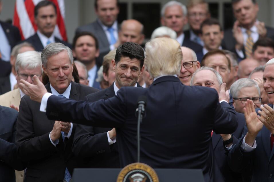 Trumpo y Ryan