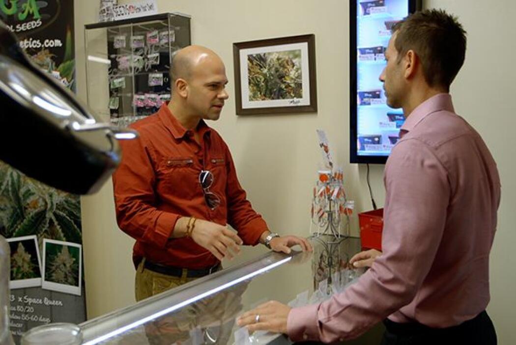 Aaron también le explicó al doctor Juan que existen diferentes formas de...