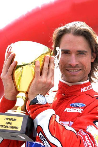 """Y es que """"Mauricio"""" era corredor de carreras. Todo un campeón de """"Fórmul..."""