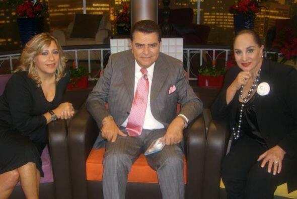 """Susana Dosamantes y María del Carmen """"La Chata"""" son personas muy importa..."""
