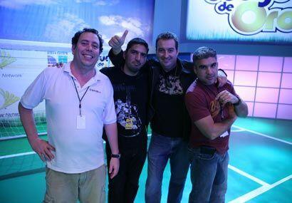 Joaquín Duro (pulgar), Editor del Portal de Deportes de Univision.com, e...