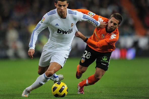 El portugués se hizo cargo de los de Mourinho y el Madrid se hizo...