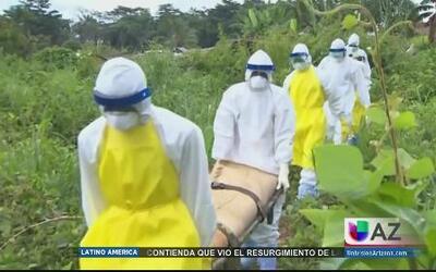 """Ébola: """"prioridad de seguridad nacional"""""""