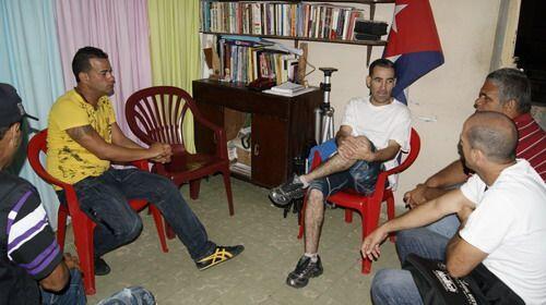 Calixto Ramón fue detenido por denunciar las epidemias de dengue...