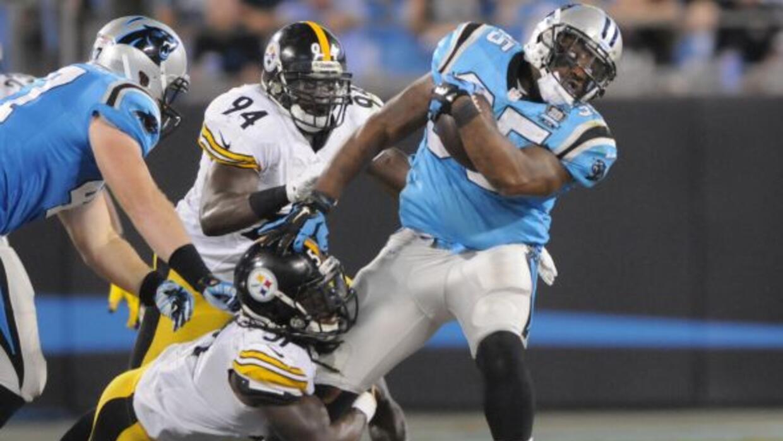La lesión se dio en el juego ante los Steelers (AP-NFL).