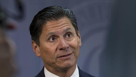 Eloy Ortiz Oakley is the first Hispanic elected to lead California's com...