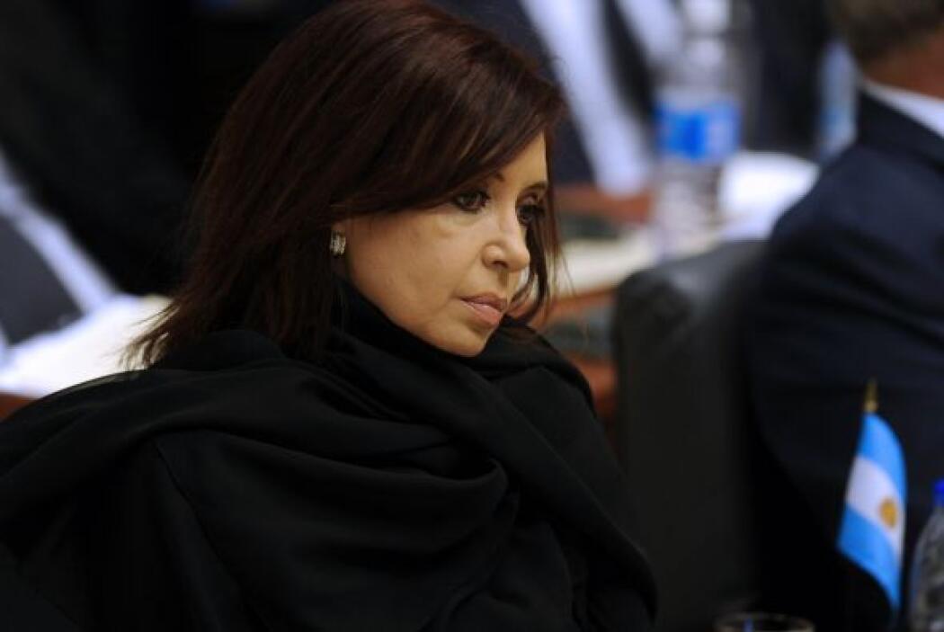 Kirchner se perfilaba como el candidato presidencial del oficialismo par...