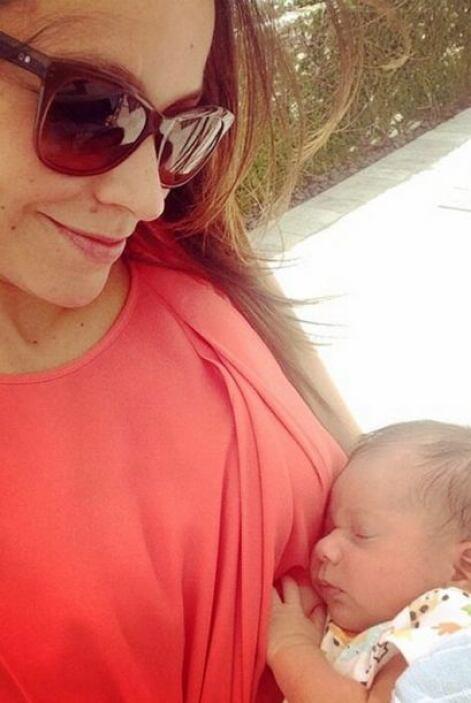 El 3 de agosto, Satcha Pretto se dejó ver en sus redes sociales muy bien...