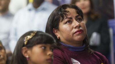 En Estados Unidos viven 11.3 millones de indocumentados que aguardan una...