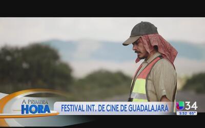 Festival Internacional de Cine de Guadalajara llega a Los Ángeles