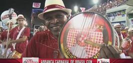Arranca el carnaval de Brasil