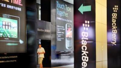 .BlackBerry fue pionera en el concepto del correo electrónico móvil.