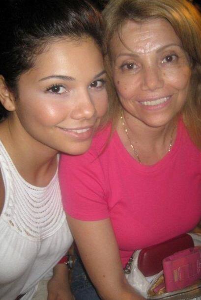 Su padre viajó a Miami para decirle lo mucho que la quiere y que la apoy...