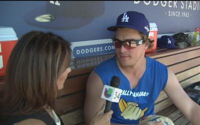 LA Dodgers se alistan para los 'playoffs'