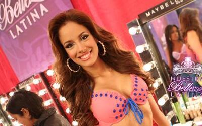 Aleyda Ortiz invita a sus compatriotas a audicionar