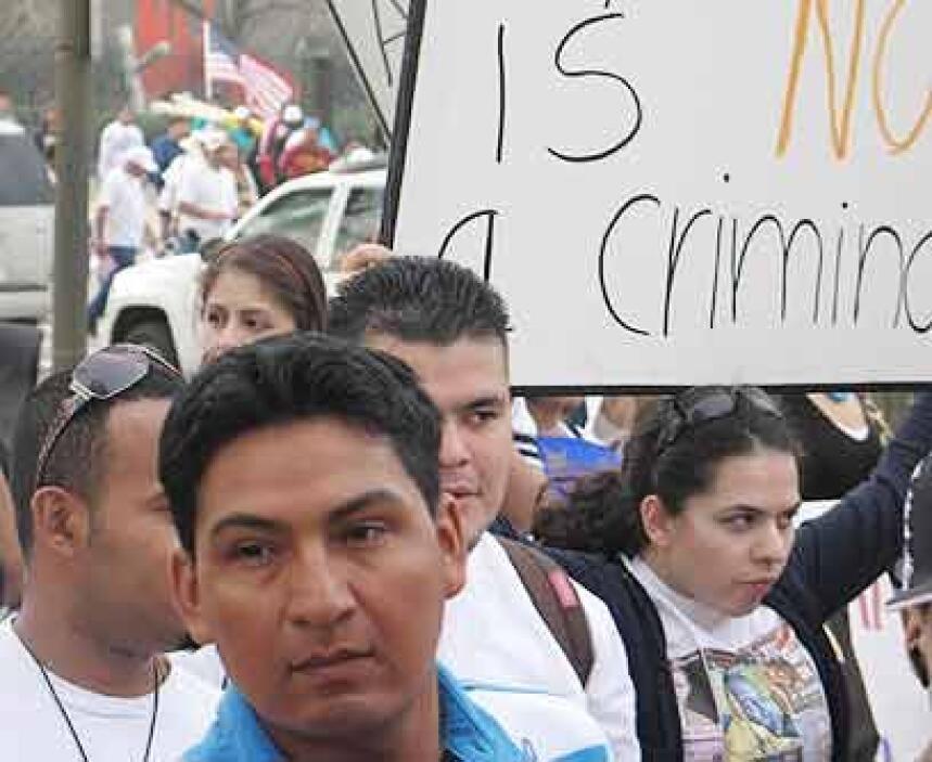 No somos criminales. Esta frase se viene repidiendo desde hace ya varios...