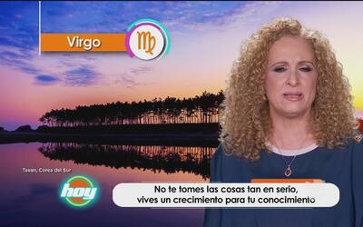 Mizada Virgo 21 de octubre de 2016
