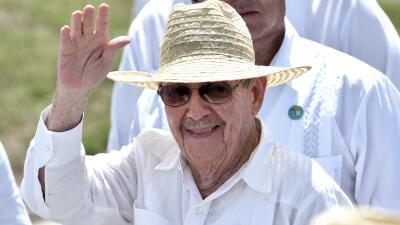 El gobernante cubano Raúl Castro.