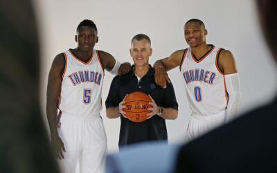 Westbrook y Oladipo seguro darán mucho de que hablar esta temporada.