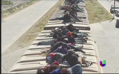 México domará a 'la bestia', anunció medidas para evitar que migrantes s...