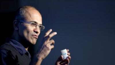 Satya Nadella, el nuevo rostro del poder en Microsoft