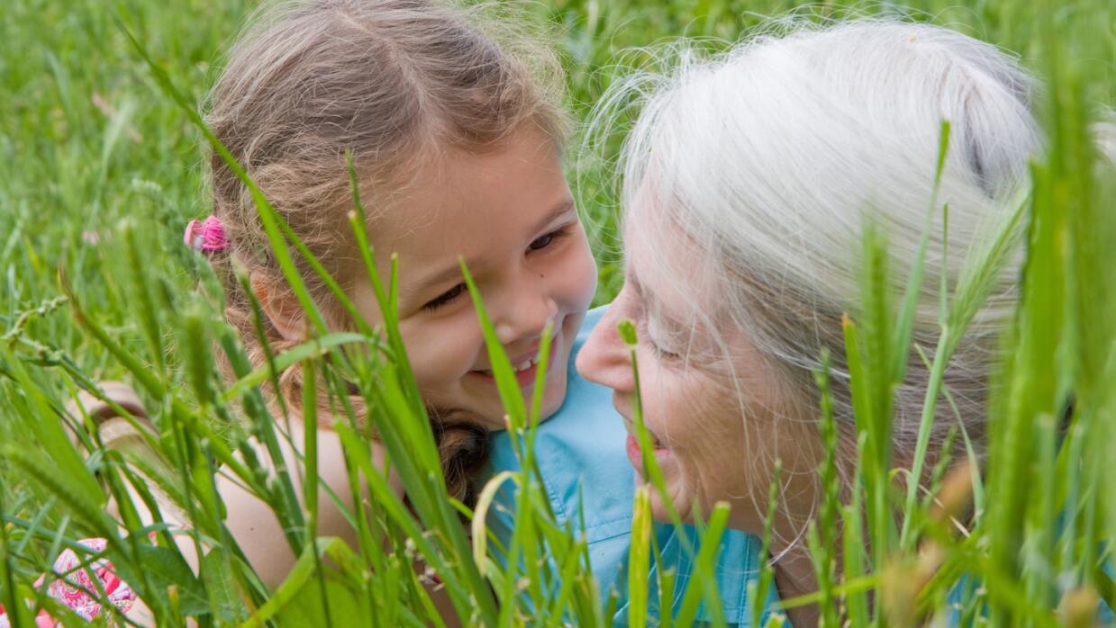 Recordando a las abuelitas en este Día de la Madre