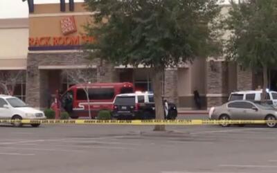 'Arizona en un Minuto': policía confirma la muerte del sospechoso de un...