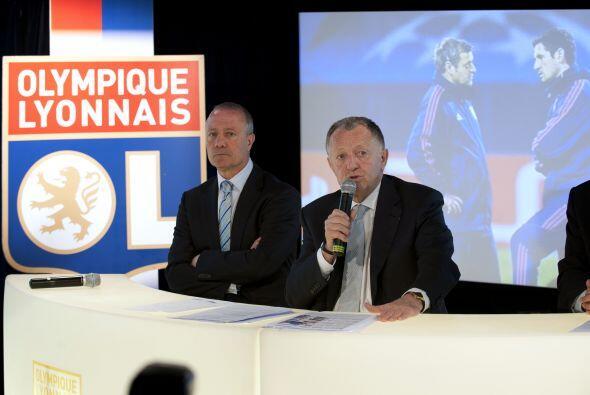 18. OLYMPIQUE LYONNAIS- En solo un año el Olympique Lyonnais bajó dos pe...