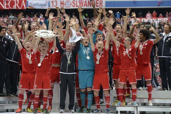 Por su parte, en Alemania hay mayor diversidad con cinco clubes como cam...