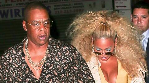 Beyoncé hizo fiesta de cumpleaños con tema del show Soul Train