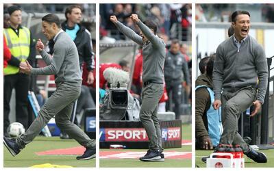 Kovac disfruta mucho con Marco Fabián.