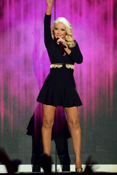 Christina Aguilera. Mira aquí lo último en chismes.