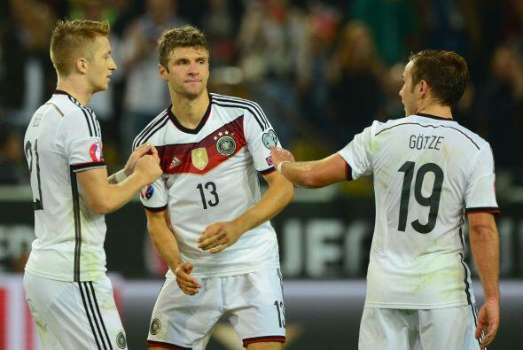 El sábado cierra la segunda jornada de las eliminatorias europeas cuando...