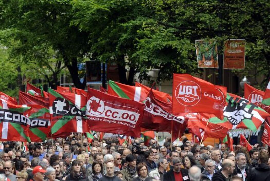 ¡Viva la clase obrera! fue una de las principales consignas.