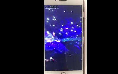 En video: El Manchester Arena momentos antes de la explosión