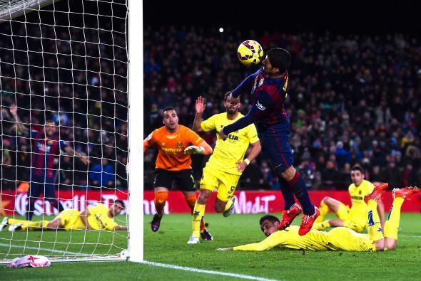 Al final no le alcanzó al Villarreal quien no pudo continuar con su rach...