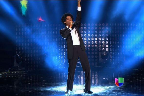Michael Jackson entró a la máquina del tiempo.