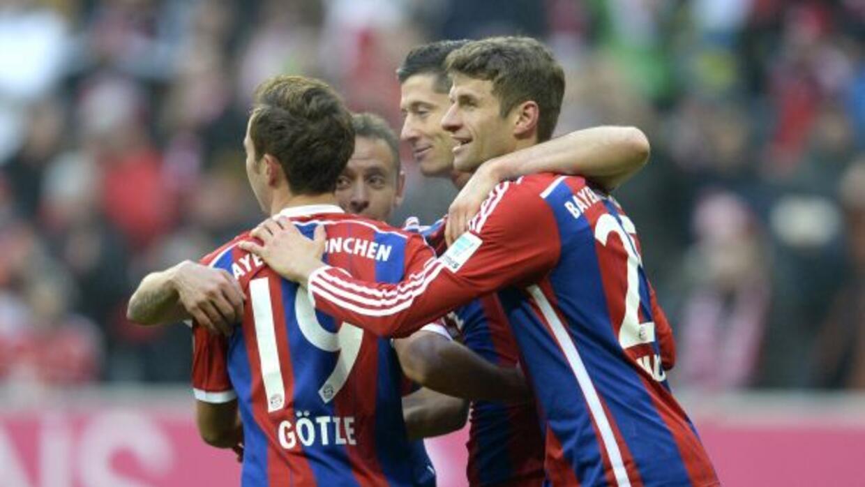 El conjunto de Pep Guardiola clasificó a los cuartos de final de la Copa...