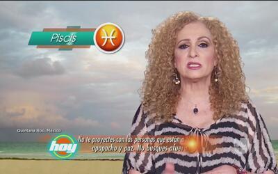 Mizada Piscis 22 de mayo de 2017