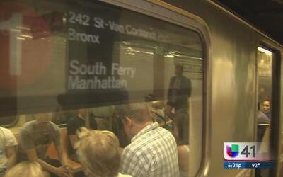 Madre abandonó a su bebé dentro del metro