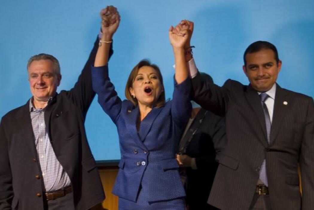 La candidatura presidencial de Josefina Vázquez Mota y su posterior frac...