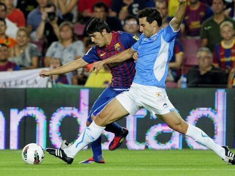 El Barcelona enfrentó al Osasuna en un partido donde los 'cul&eac...