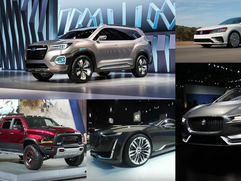 El Auto Show de Los Angeles dio lugar a la presentación de varios...
