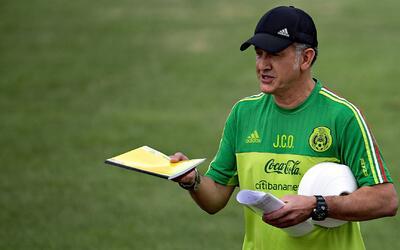 """Juan Carlos Osorio sobre Corona: """"El tema de los porteros es algo que es..."""
