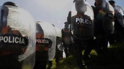 El exjefe policial no hizo públicos los motivos por los que solicitó su...