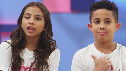 Daniela Luján dice que Alondra y Edrai son muy mandones