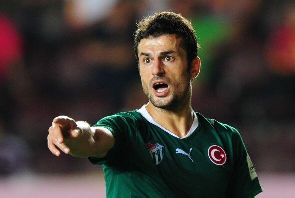 El Bursaspor de Turquía es el último invitado al Grupo C, gracias a su t...