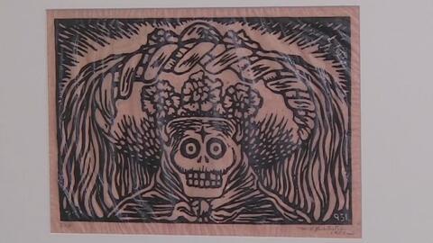 Obra gráfica mexicana se inauguró en el Museo Macnay de San Antonio