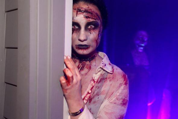 Su caracterización es una de las mejores de este Halloween y es u...