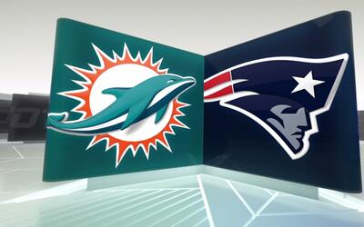 S2 Highlights: Dolphins vs. Patriots